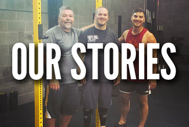 Read CrossFit COMO Stories