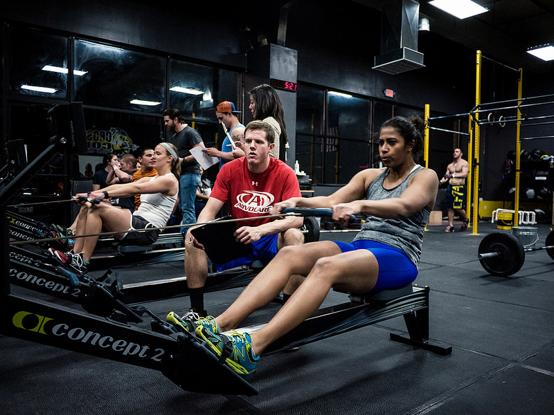 Unleash your inner athlete….Sign up for the CrossFit Open