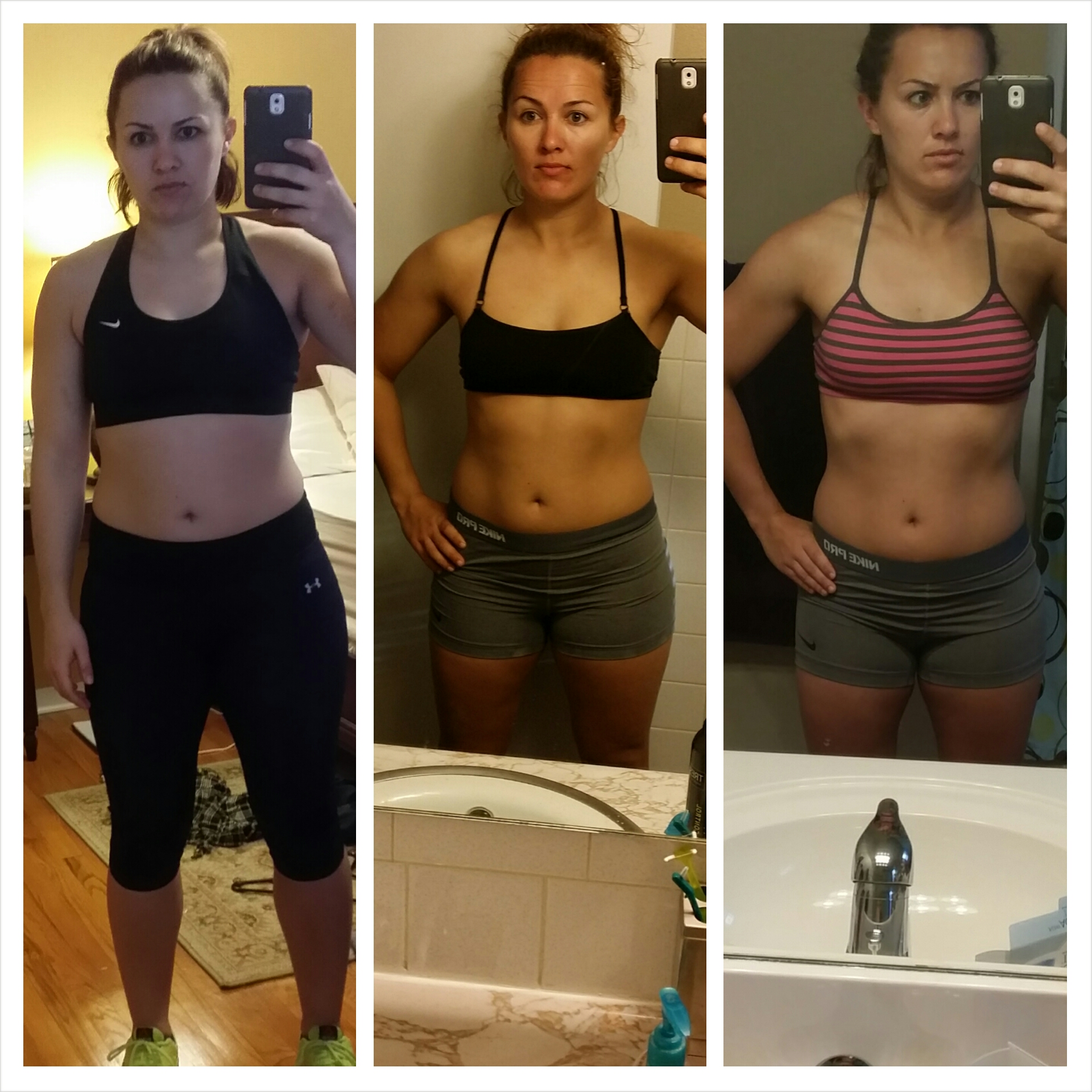 Kim's 30 day Nutrition Story