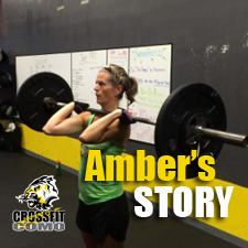Amber Snider: Mom, Wife, & CrossFitter